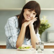 woman-smiling-kitchen